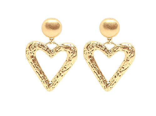 Cuore Statement Earring