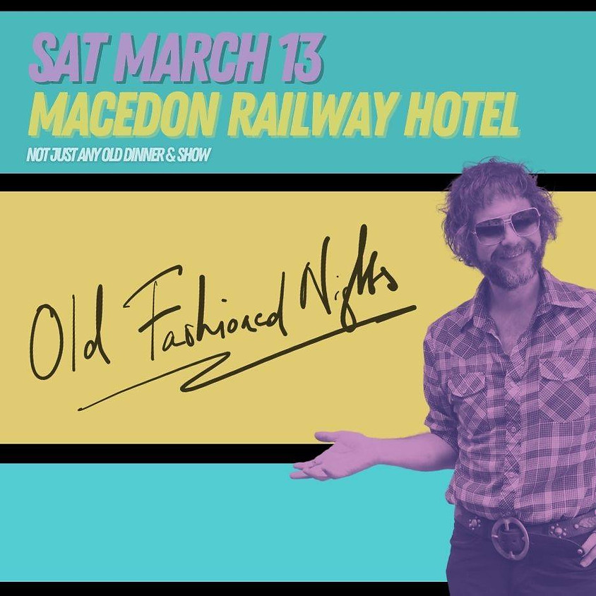 Henry Wagons 'Old Fashioned Nights'