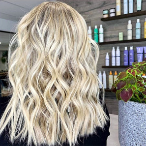 Milk_shake hair care colour experts. Blonde, Pastel & Bright colour specialists.