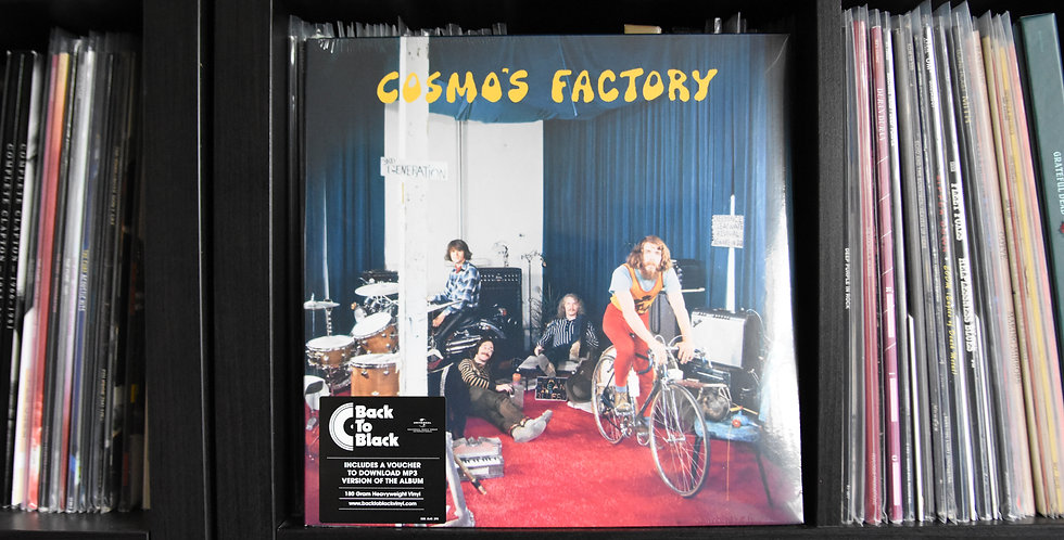 Creedence Clearwater Revival – Cosmo's Factory (LP)