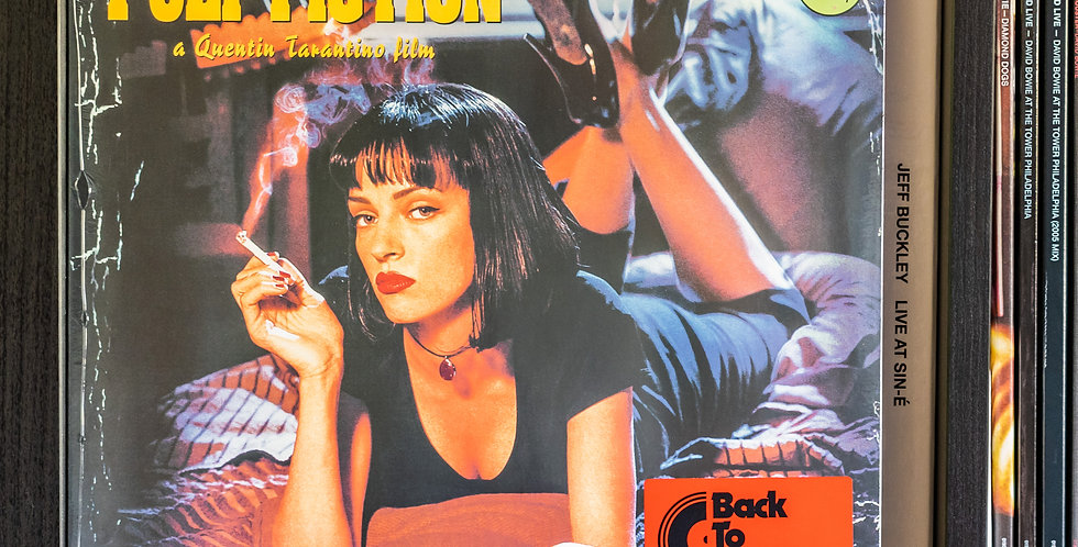 Various – Pulp Fiction (Music From The Motion Picture) (LP)