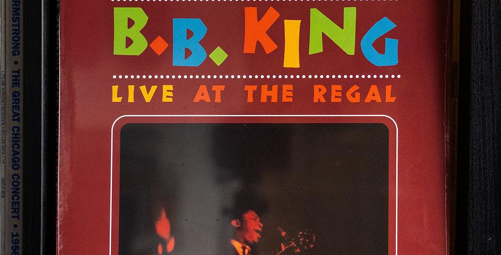 B.B. King – Live At The Regal (LP)