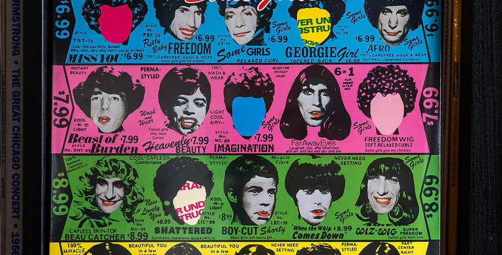The Rolling Stones ‎– Some Girls (LP)