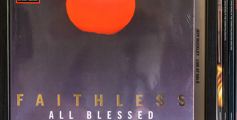 Faithless ‎– All Blessed (LP)