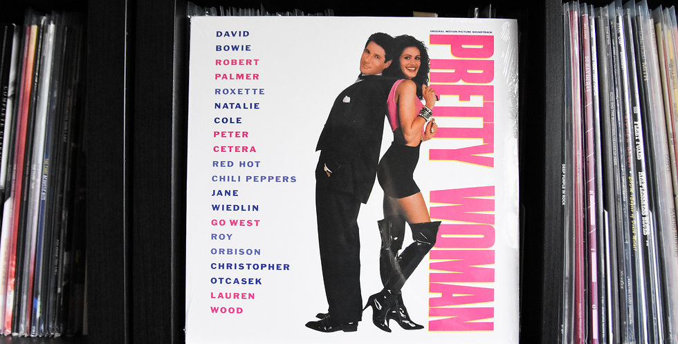Various ‎– Pretty Woman (Original Motion Picture Soundtrack)(LP)