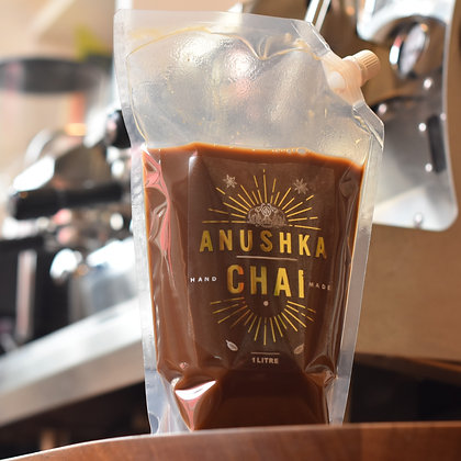 4 pack - 1L Chai Brew Pouch