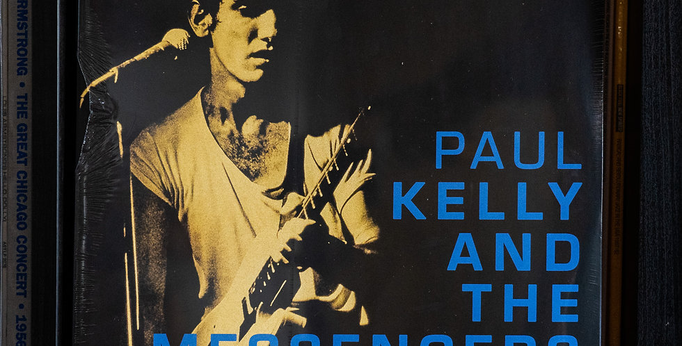 Paul Kelly And The Messengers – Gossip (2LP)
