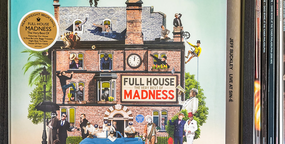 Madness – Full House (The Very Best Of Madness) (LP)