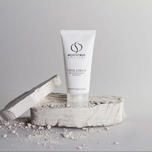 Organicspa Hand Cream