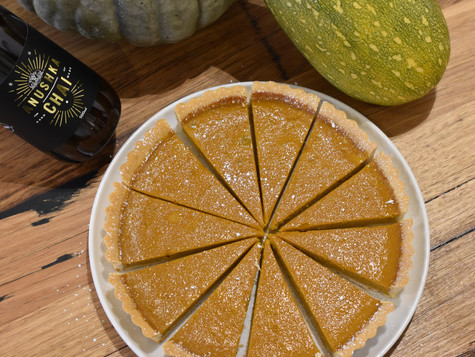 Anushka Chai Pumpkin Pie
