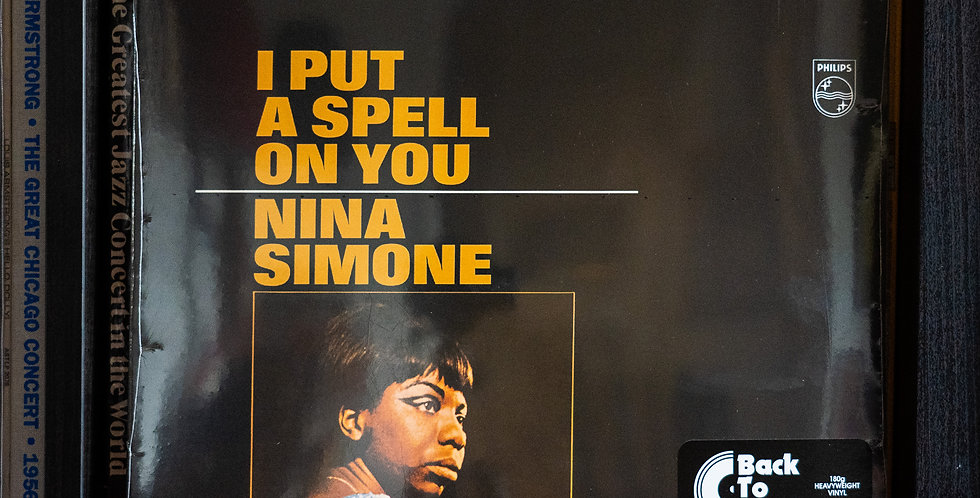 Nina Simone ‎– I Put A Spell On You (LP)