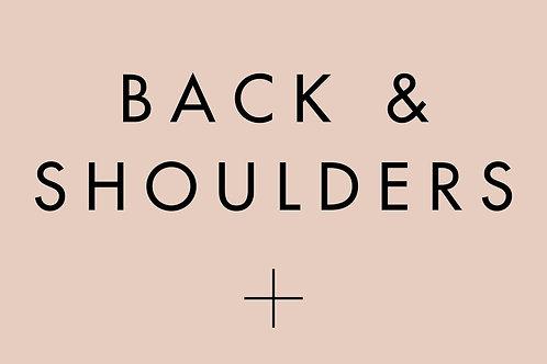 Back & Shoulders Laser Treatment