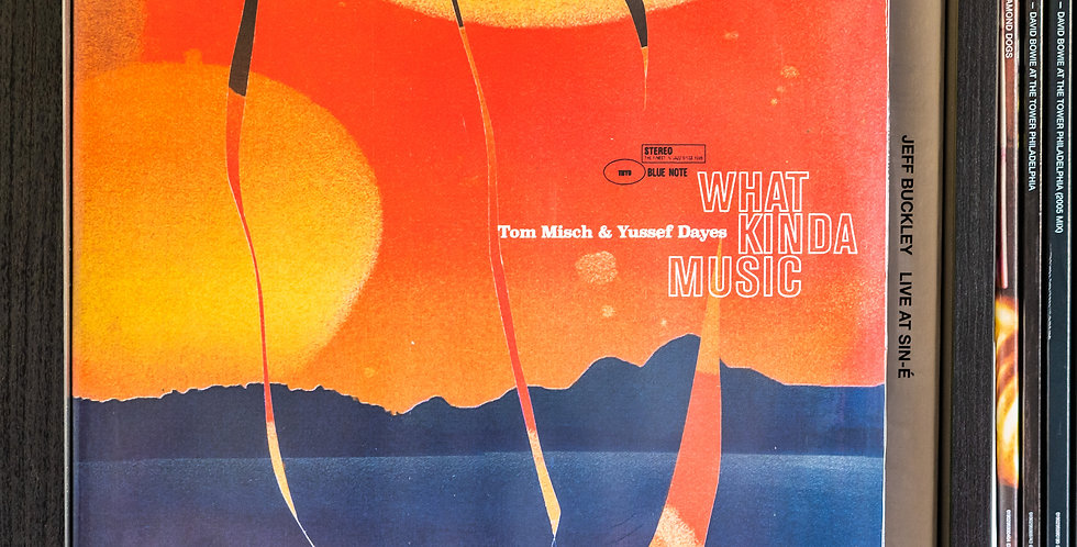 Tom Misch & Yussef Dayes ‎– What Kinda Music (2LP)