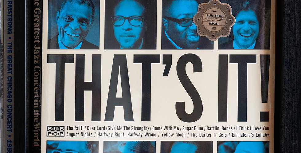 Preservation Hall Jazz Band ‎– That's It! (LP)