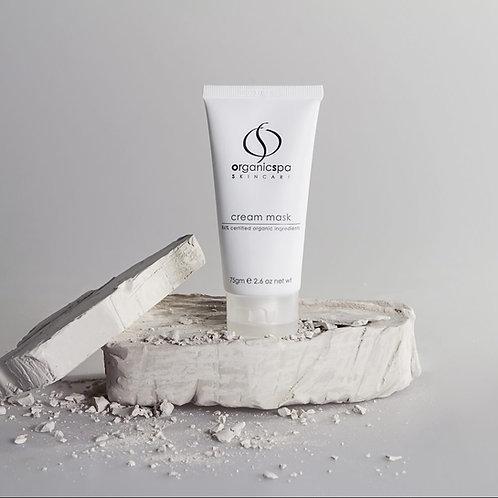 Organicspa Cream Mask