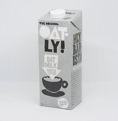 Oatly Oat Milk - Barista Edition 1 litre