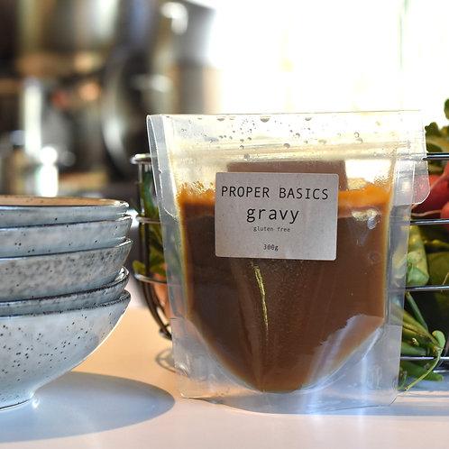 Proper Basics Organic Gravy 300g