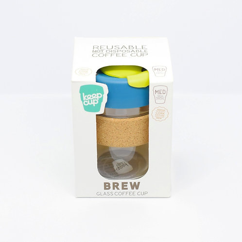 Keep Cup Brew- Cork Edition (Large)