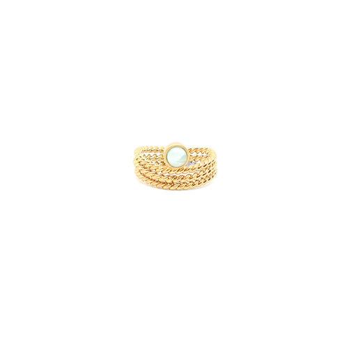 Isabella Ring Set