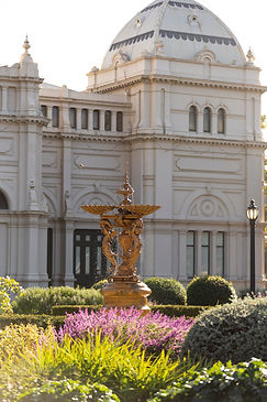 Melbourne Quantity Surveyors Heritage Building Job, Royal Exhibition Building in Melbourne