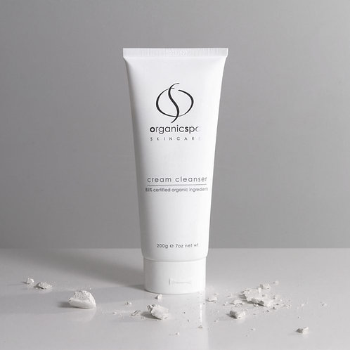 Organicspa Cream Cleanser