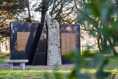 Woodend War Memorial, Avenue of Honour