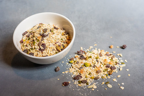 Natural Muesli from Mount Macedon Trading Post Cafe