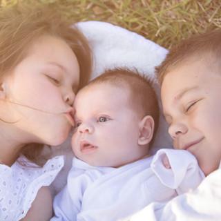 Tiffany Warner Photography Family Portrait