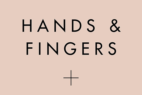 Hands & Fingers Laser Treatment