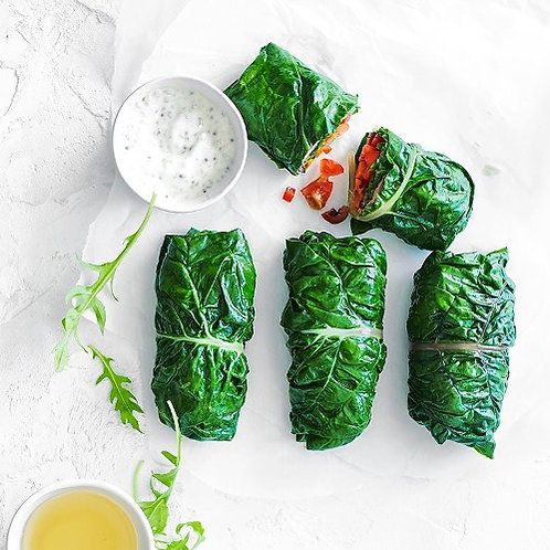 Silverbeet – Large White Ribbed - 1 bunch