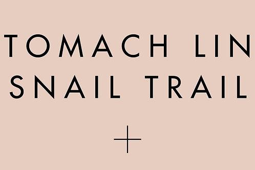 Stomach Line (Snail Trail) Laser Treatment
