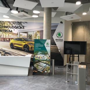 Technologické centrum ŠKODA AUTO otevřeno