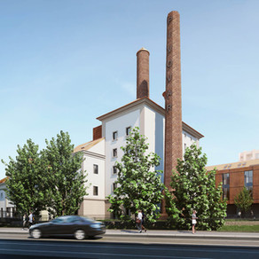 New residential project in Prague