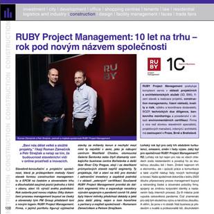 RUBY Project Management vBuilding World