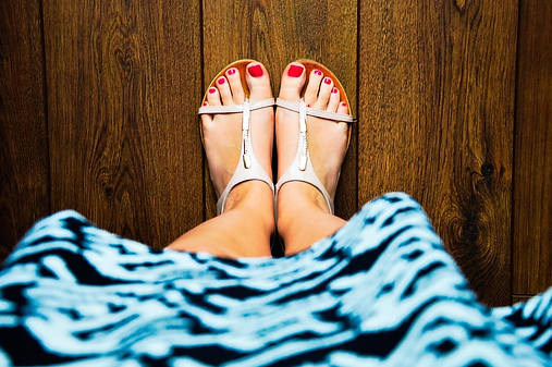ClearSteps with Laser treatment for Toes