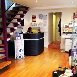 Salon Inside