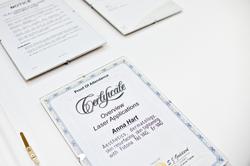 Salon Certificates