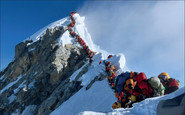 The Mt. Everest Climb Overcrowding