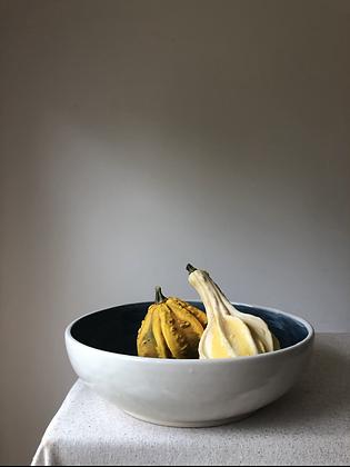 Low Serving Bowl