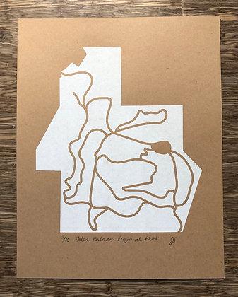 Helen Putnam Regional Park Print