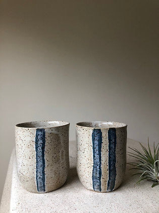 Set of Two Tumblers