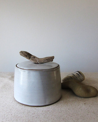Driftwood Jar