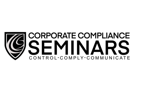Corporate Compliance Seminars is bring out a new logo...what do you think?