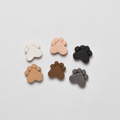 Personalized Pet Paw