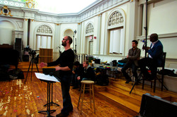 REHEARSAL and RECORDING