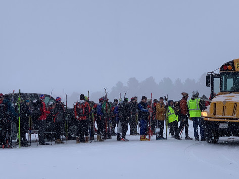 Planning to do your first Birkie in 2021?  Ski the Vasaloppet this winter to qualify!