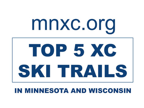 My Picks for Top 5 Cross Country Ski Trails in MN and WI