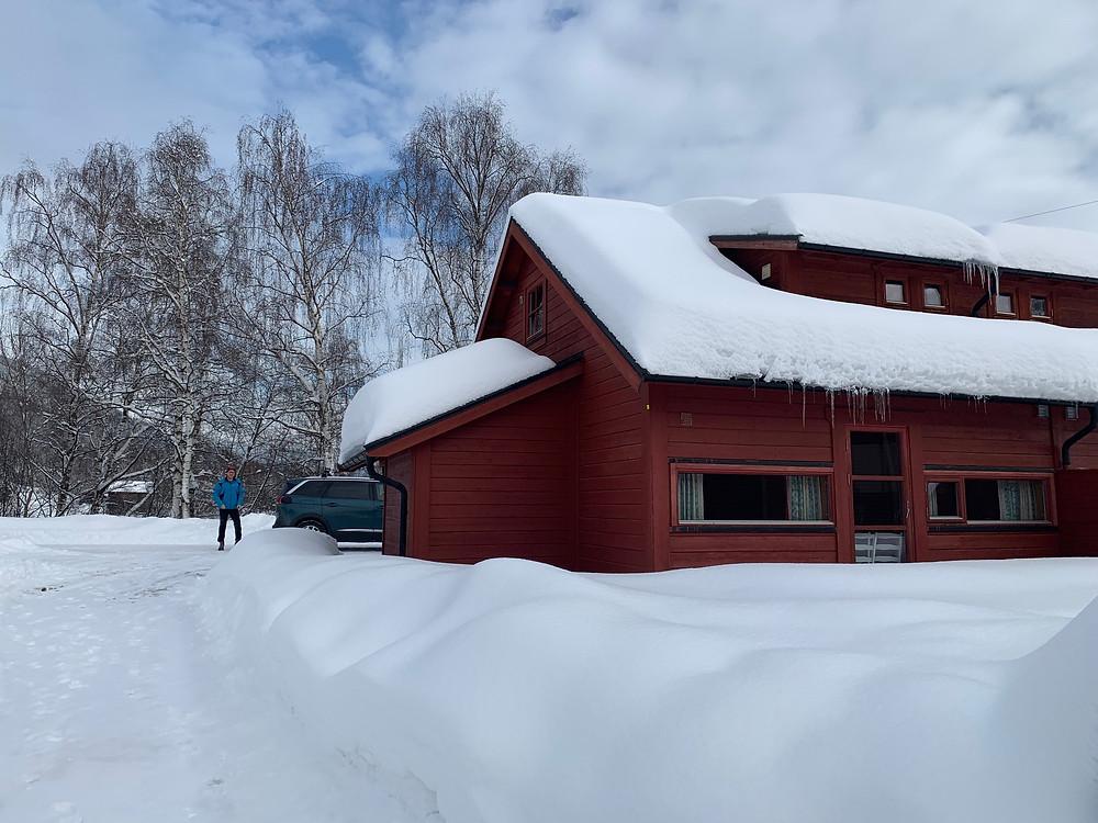 Rental cabin in Faberg, Norway