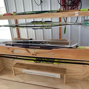 Cross-Country Ski Hot Box Wax (XC Ski Base Prep)
