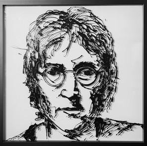 Lennon - 50 X 50 cm